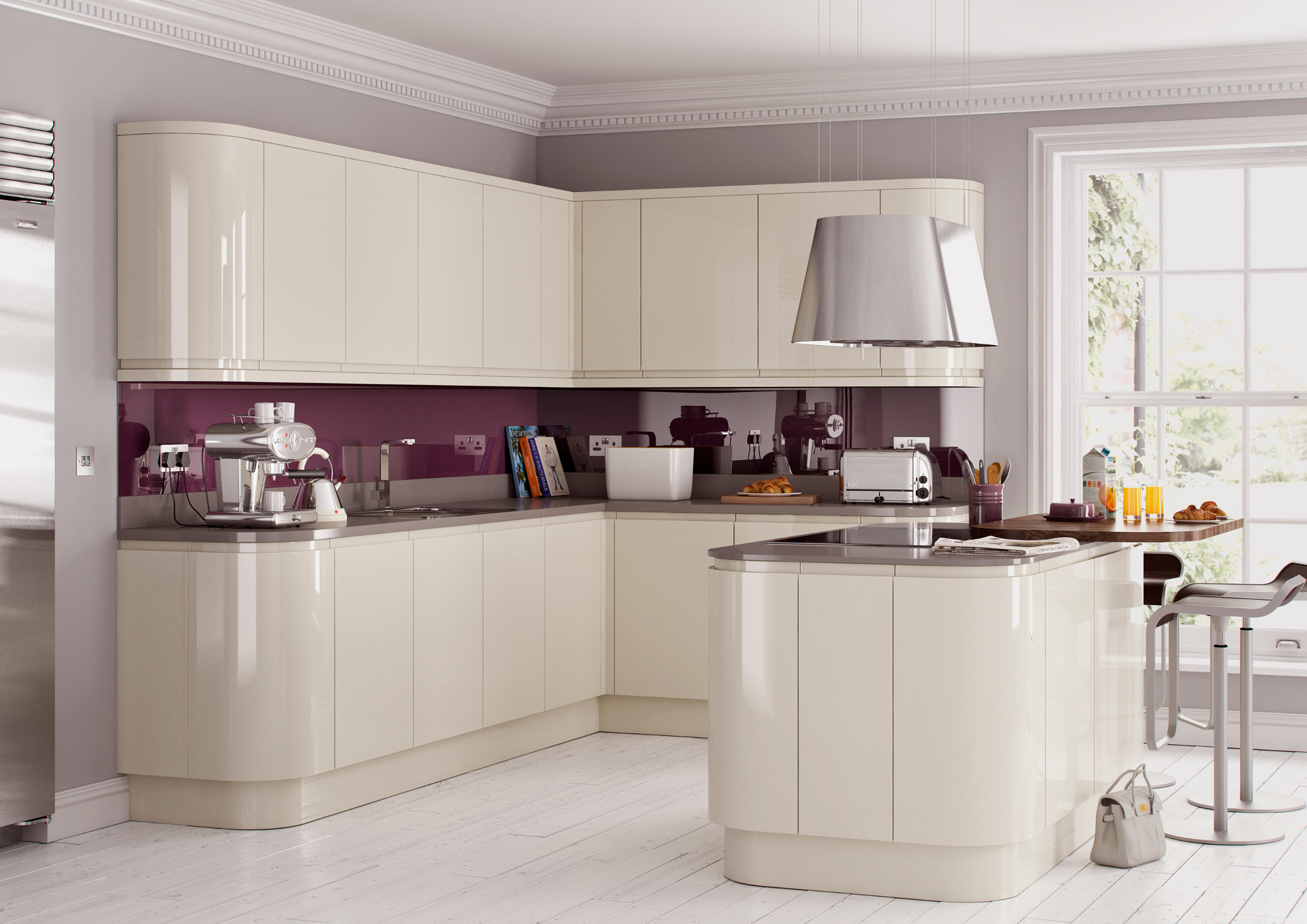 Modern Fitted Kitchen 2