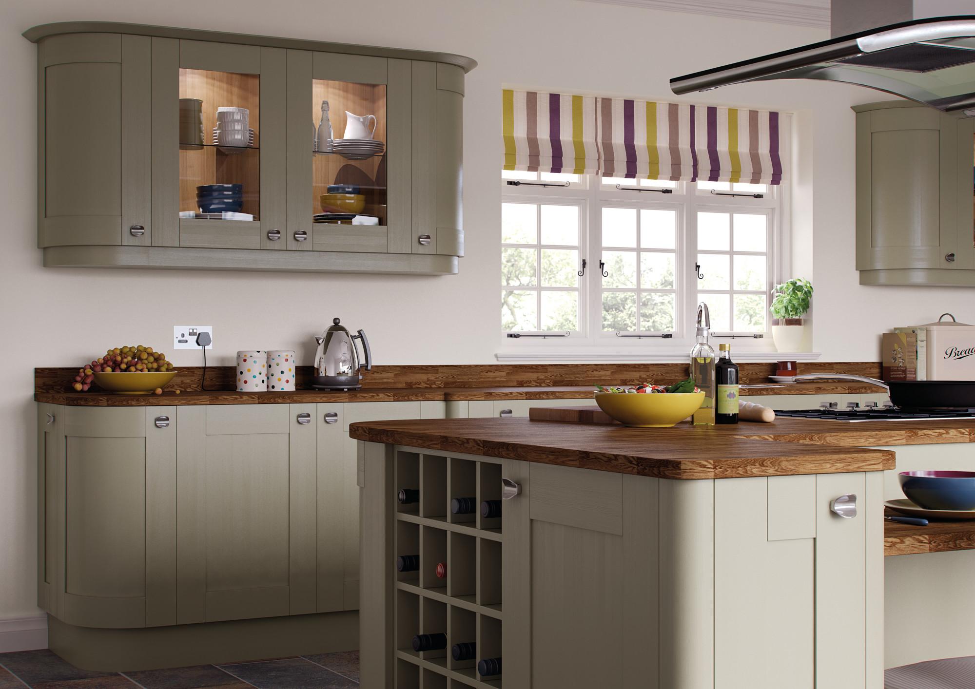 Modern Fitted Kitchen 1