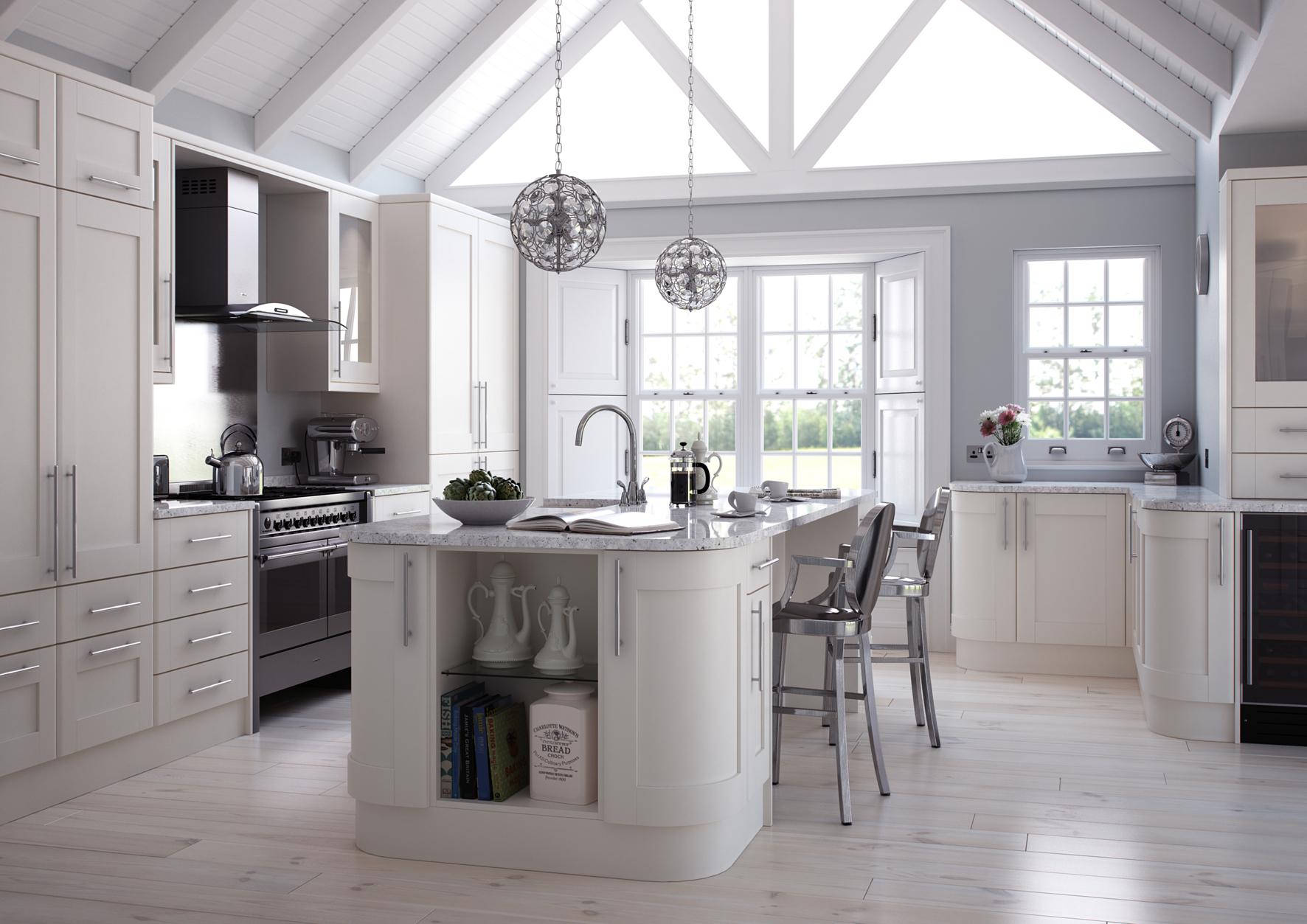 Modern Fitted Kitchen 3
